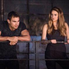 NEW Still Divergent ~Divergent~ ~Insurgent~ ~Allegiant~ Tris Y Tobias, Divergent Four, Divergent Fandom, Divergent Trilogy, Divergent Insurgent Allegiant, Insurgent Quotes, Divergent Quotes, Theo James, Theodore James