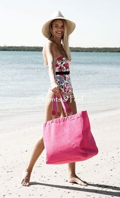 Tote Canvas Light Terry by Scents & Feel $135