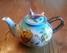 Cardew Teapot Pooh's Blustery Day