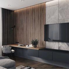 Home Inspiration // Loft Interior Modern Bedroom Design, Interior Modern, Modern Luxury Bedroom, Modern Master Bedroom, Modern Interiors, Contemporary Bedroom, Office Interiors, Luxury Interior, Interior Ideas