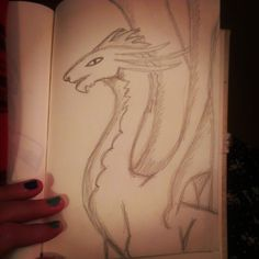 Another dragon (: