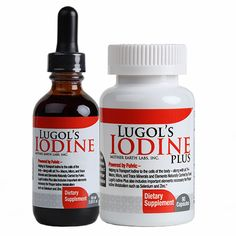 Lugol's Iodine Plus provides both Iodine and Iodide along with other essential nutrients including Humic and Fulvic for optimum absorption.