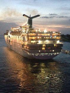 Carnival Fascination Cruise Ship Cabins | port nassau bahamas tag this photo cabin cabin bathroom ship ...