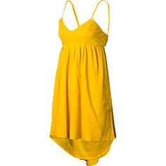 An always-comfy, all-cotton crinkle dress with fitted bustier and adjustability is a summer-lover's dream come true, and the RVCA Women's High Priestess Dress adds style galore. With details like a pleated empire waist, front slit, and tan-baring opening in back, this cotton-lined sundress is free and easy with a touch of sultry.
