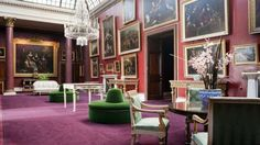 Picture Gallery at Attingham Park © NTPL