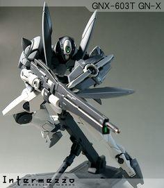 Custom Build: MG 1/100 GN-X - Gundam Kits Collection News and Reviews