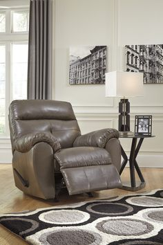 Jose - Rocker Recliner – Outfit My Home