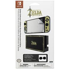 Nintendo Switch Zelda Collector's Edition Screen Protection & Skins