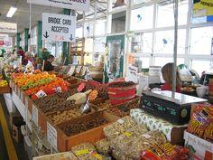 Flint Farmer's Market, Flint MI....kel, you need to find this!