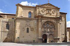 Catedral de Santo Domingo de La Calzada La Rioja España.