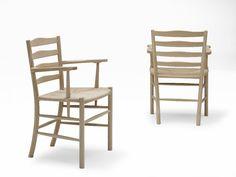 Krzesło, Grundtvigkirke, Kaare Klint. 1939