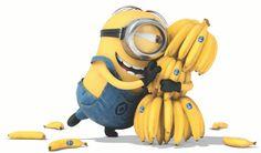 "We're so happy to hear ""he Minions have been making me go against my usual banana buying habits."" via Letsgetupandlive.wordpress.com // #MinionsLoveBananas #LiveChiquita"