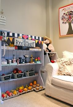 Living With Kids home tour of Kate Benbow. Super inspiring.