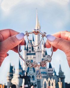 I'm done adulting. Let's go to Disney! . . . #disneyworld #magickingdom #disneycastle #pandoradisneycharms #pandorabracelet #pandoradisney…