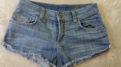 Carmar Women's  Cut-off Jean Shorts size 27  #Carmar #Denim