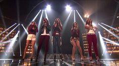 Fifth Harmony - Anytime You Need A Friend (Mariah Carey) Thw X Factor US...