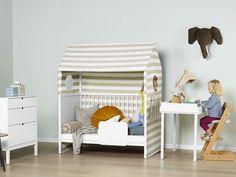 Cama infantil, Stokke® Home http://www.mamidecora.com/muebles-infantiles-stokke-home.html