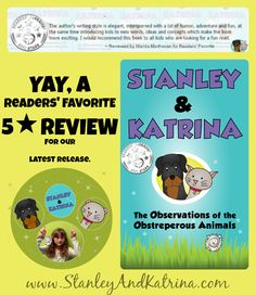 Yippee! https://readersfavorite.com/book-review/37351