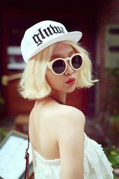 #sunglasses #white
