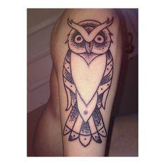 Kian's tattoo