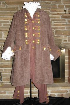 Pirate frock coat, POTC, Jack Sparrow Outlander Black Sails several styles, Custom Made any size, any color. Jack Sparrow, Welcome Pictures, Renaissance Pirate, Frock Coat, Black Sails, Styles, Frocks, Pirates, Custom Made
