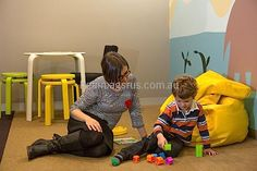 Northland Shopping Centre has announced a community partnership with Amaze, formerly Autism Victoria, which has seen it open Australia's first ever shopping centre 'Quiet Room' – a sensory so… Parents Room, Kids Room, Bean Bag Boards, Bed Parts, Kids Bean Bags, Room Planning, Children With Autism, Shopping Center, Room Themes