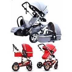 Baby Stroller 3 in 1 With Car Seat High Landscope Folding Baby Carriage For Child From 0-3 Years Prams For Newborns | baby strollers and car seats | baby stroller costume | baby stroller costume ideas | baby strollers best | What Baby Stroller | Baby Stroller Home - Best Baby Strollers | Baby Strollers etc | Baby Strollers | Baby Strollers | Baby Strollers | Huge discount here Shop Now