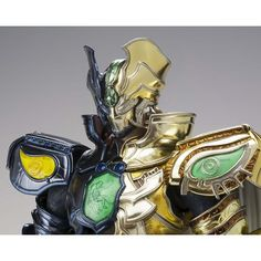CDJapan : Saint Seiya Legend of Sanctuary Saint Cloth Legend Gemini Saga Collectible