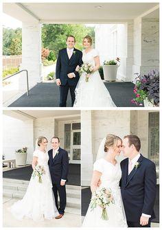 DIY Wedding | Claralise Gown | Modest Wedding Dress | Modest Wedding Gown | LatterDayBride  | LDS | SLC | UT | Salt Lake City | Utah | Worldwide Shipping |