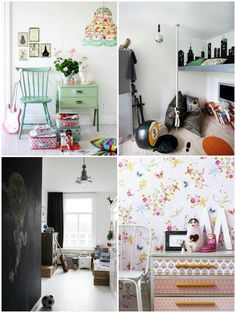 Tween rooms