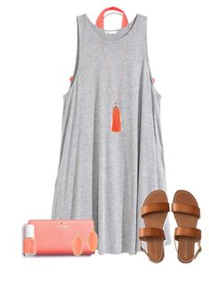 """""""25 away from 1.5k?! Get me by there by the 8th!!!"""" by lydia-hh ❤ liked on Polyvore featuring H&M, Topshop, Aéropostale, Kate Spade, Kendra Scott and Essie"""