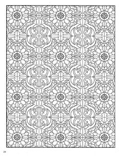 welcome to dover publications creative haven mosaic tile designs coloring book coloring pages for adults pinterest dover publications tile design