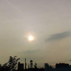 おはようございます今日も暑くなりそうです #sky #cloud #空 #雲 #イマソラ #goodmorning #おはよう