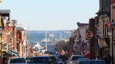 Image result for annapolis maryland downtown