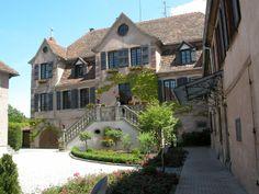 Le Château d'Oberkirch Ancienne résidence d'une famille de noblesse militaire. Demeure privée, ne se visite pas.