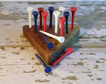 Toy Jump the Peg Brain Teaser Game in Walnut - Walnut Wood Toy Jump the Peg Brain Teaser Game with Red White and Blue Pegs