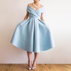 Off-the-Shoulder (+ ASOS Premium Scuba Midi Dress & ASOS Double Ruffle Pencil Dress Reviews)