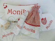 Monika tiene su conjunto