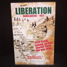 Happy Publication Day Liberation: Bangladesh-1971 !