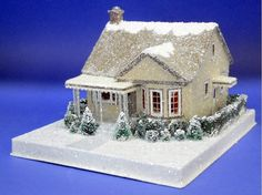 Little Glitter Houses Photo Gallery - Howard Lamey - Picasa Web Albums THIS IS MY FAVORITE ONE EVER!!!!