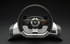 Xbox Racing Wheel