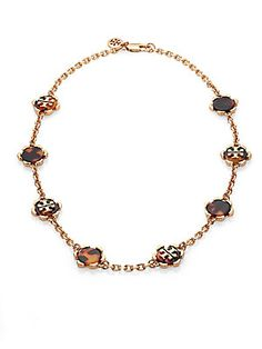 Tory Burch Walter High Station Necklace