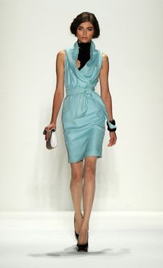 Elene Cassis - Spring 2012 - Mercedes Benz Fashion Week