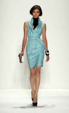 Elene Cassis - Spring 2012 - Mercedes Benz Fashion Week