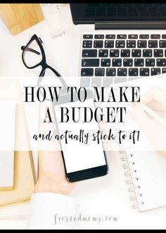 Family Budgeter Tips - Make a budget- Family Finances + free printable expense tracker worksheet via Misty Nelson @frostedevents  Frosted Moms Blog