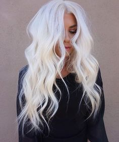 If I ever changed colour it would be to this!
