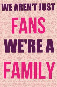 We are #beliebers <3