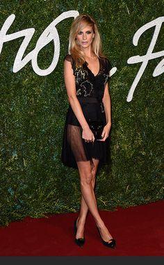 ¡Esto es estilo! La red carpet de los British Fashion Awards