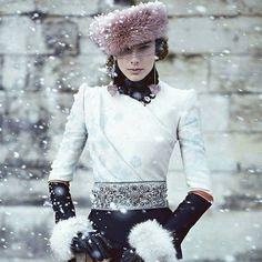 Photo 2 of 2 of Vodka&Fur #fur #hats #hat #russia #russiangirl #russian #cold #vodka #winter #snow #moscow #fashionblogger #fashion #fashionista #style #classic #retro #vintage#armani