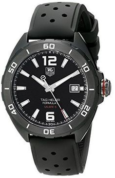 Look what we've just added at Dollar Bender. TAG Heuer Men's W...     http://www.dollarbender.com/products/tag-heuer-mens-waz2115-ft8023-black-titanium-automatic-watch?utm_campaign=social_autopilot&utm_source=pin&utm_medium=pin  #fashion #jewelry #accessories #style #beauty
